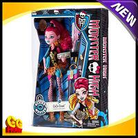 Monster High Scaremester Gigi Grant Doll Daughter of the Genie BJM41 NEW