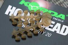 Korda Hook Bead Hook Stop Beads NEW *Pack Of 20* - KHB