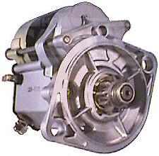 STARTER MOTOR John Deere Yanmar ENGINE DIESEL 12 VOLT 11 TEETH 1.0 KW DENSO TYPE