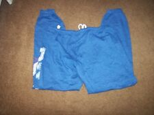Buffalo Bills Women's Size Medium Sweat/Athletic Type Pants Pre-Owned Blue