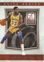 Magic Johnson Elite Series Donruss 2015/16 - NBA Basketball Card