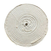 1*Polishing Disc Pad 200mm 8Inch Cotton Buffing Angle Grinder Wheel Felt