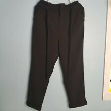 No Boundaries Womens Liverpool Pants Black Size XL ,Side Pockets Pants flowy