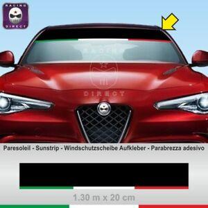 2500 Paresoleil ALFA ROMEO ITALIA sticker Mito Giulia Giulietta Stelvio Brera GT