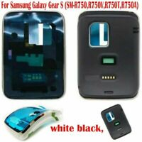 For Samsung Galaxy Gear S SM-R750 Rear Housing Front + Back Battery Cover Buzzer