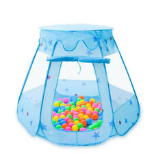 Kids Outdoor Indoor Ocean Ball Pit Pool Toy Tent Girls Fairy Princess Toy Tent G