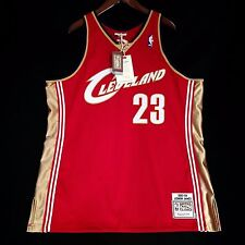 5e970573cb73 ... where can i buy 100 authentic lebron james mitchell ness cavs cavaliers  jersey 52 2xl mens