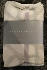 NEW one Barbara Barry Queen Pillow Sham - Sanctuary Scroll