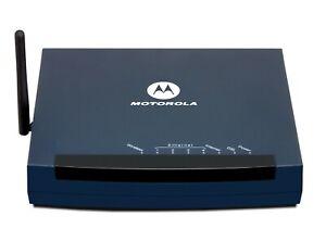 Motorola 3347-02 - ADSL2+ Gateway 3D Reach 802.11G Wireless - With Power Supply