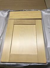 Cabinet Kitchen  500 mm   solid  Door and draw  wood panel Birch Shaker