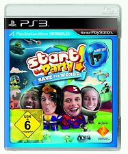 Start The Party / Playstation3 Ps3