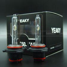 9006 NEW YEAKY HID Xenon Headlight BULBS 55K OEM PHILIPS QUARTZ GLASS PURE WHITE