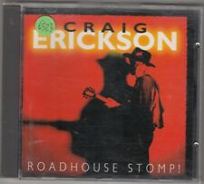 CRAIG ERICKSON - roadhouse stomp CD