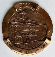 Medaglia/Medal Chamber of Deputies, Camera dei Deputati, Italy, original box