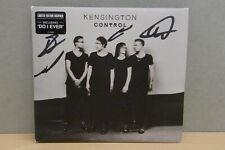 1x CD Gesigneerd - Signed / Kensington - Limited / Control- 11 tracks 2016