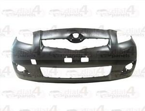 TOYOTA YARIS 2009 - 2011 FRONT BUMPER HIGH QUALITY BRAND NEW OE 521190D908