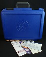 Smith & Wesson 460 or 500 Hard Plastic Revolver Case with Manual