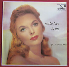 JULIE LONDON   LP FR REED.  MAKE LOVE TO ME