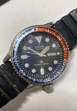 Vintage SEIKO DIVER Watch - 5H26-7A19