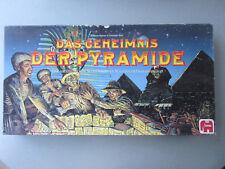 Das Geheimnis der Pyramide von Stefanie Rohner u Christian Wolf 89 Jumbo Spiele