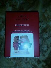 2020 Hallmark Ornament Snow Buddies, Snow Buddy with Pony Nib