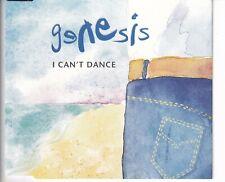 CD GENESISi can't danceMAXI SINGLE EX+ (B6210)
