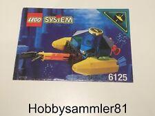 Lego® 6125 System Bauanleitung Aquanauts - Sea Sprint 9