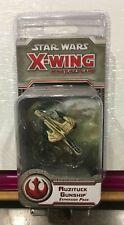 Star Wars X-Wing Miniatures game AUZITUCK GUNSHIP Fantasy Flight