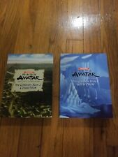 Avatar: The Last Airbender: The Complete Series Book 1 & 2