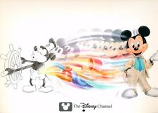 1990 Disney Channel Calendar original 12-month wall calendar #2