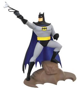 Batman The Animated Series Batman Gallery Diorama PVC Statue NEW
