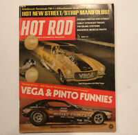 Vintage Hot Rod Magazine March 1971  VG Condition
