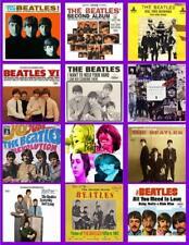 BEATLES ALBUM COVERS #4 OF 4, PHOTO FRIDGE MAGNETS