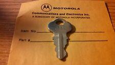 New listing Motorola Base station Radio Key #2135 (2 keys) *L@K*