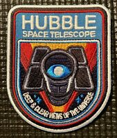 NASA HUBBLE SPACE TELESCOPE MISSION PATCH - 3.5""