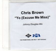 (FU847) Chris Brown, Yo (Excuse Me Miss) - DJ CD