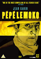 PEPE LE MOKO - DVD - REGION 2 UK