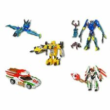 Plastic Starscream Transformers & Robot Action Figures