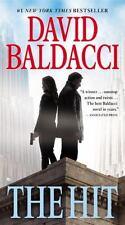 2 DAVID BALDACCI BOOKS, THE HIT (2014) SC, STONE COLD (2007) HCDJ, 1ST EDIT. VGC