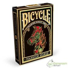 Bicycle Warrior Horse Playing Cards - 1 deck(s)
