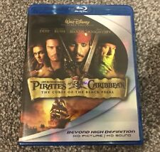 Pirates of the Caribbean: The Curse Of The Black Pearl [Blu-ray] - Region Free