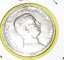 2 Lire 1915 Regno d'Italia VITTORIO  EMANUELE III quadriga briosa - AR- NR. 693