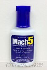 OPI - Mach 5 - High Velocity Nail Adhesive Nail Glue 0.5 fl.oz