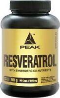 Resveratrol Peak 180 Kapseln doppelte Menge