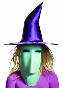 Shock Mask Nightmare Before Christmas Fancy Dress Halloween Costume Accessory