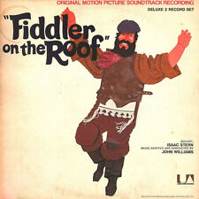 John Williams (4), Isaac Stern ‎– Fiddler On The Roof 1971 Vinyl 2XLP (USA)