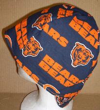 NFL Chicago Bears 100% cotton, Welding, Biker, pipefitter,4 panel hat