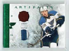 12-13 UD Artifacts  Kevin Shattenkirk  /24  Jersey--Patch