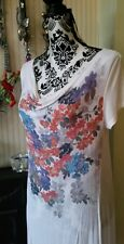 Pretty PHASE EIGHT Cowl Neck Tunic/Top, Size 10 (Will Fit 12)