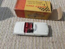 Dinky 113 mgb sports car
